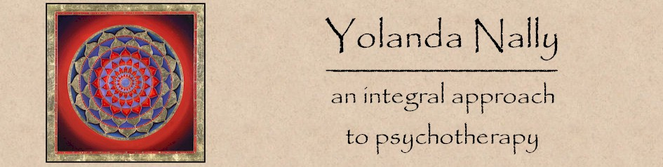 Yolanda Nally, An Integral Approach To Psychotherapy